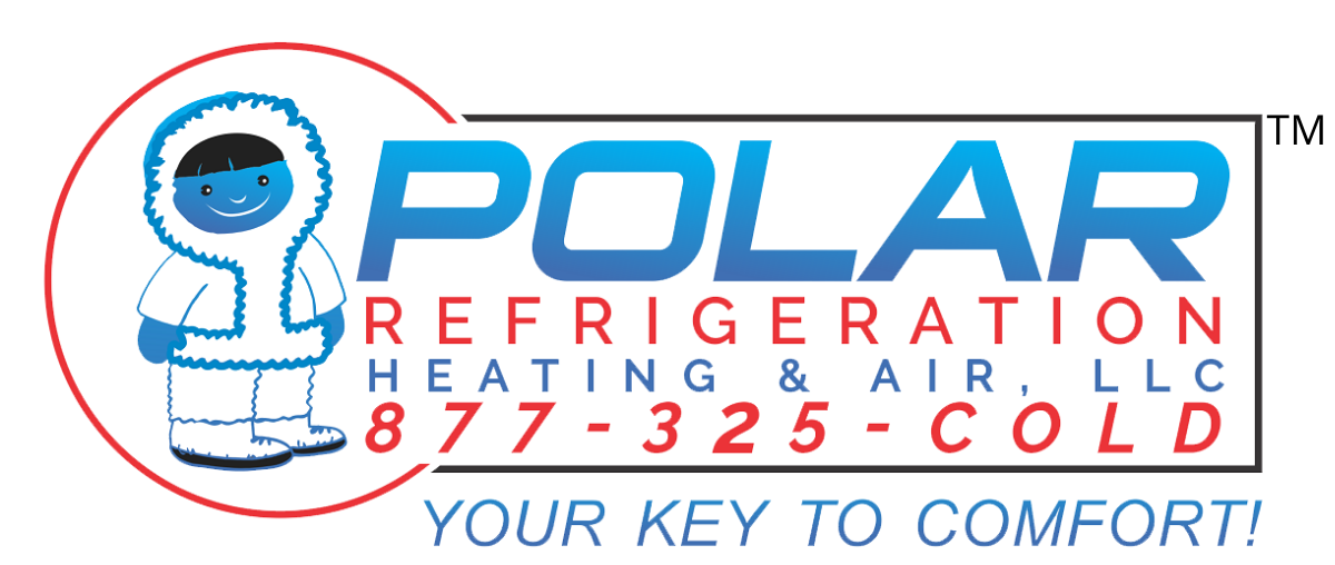 Commercial Refrigeration Repair in Houston & DFW Metroplex- Polar Logo